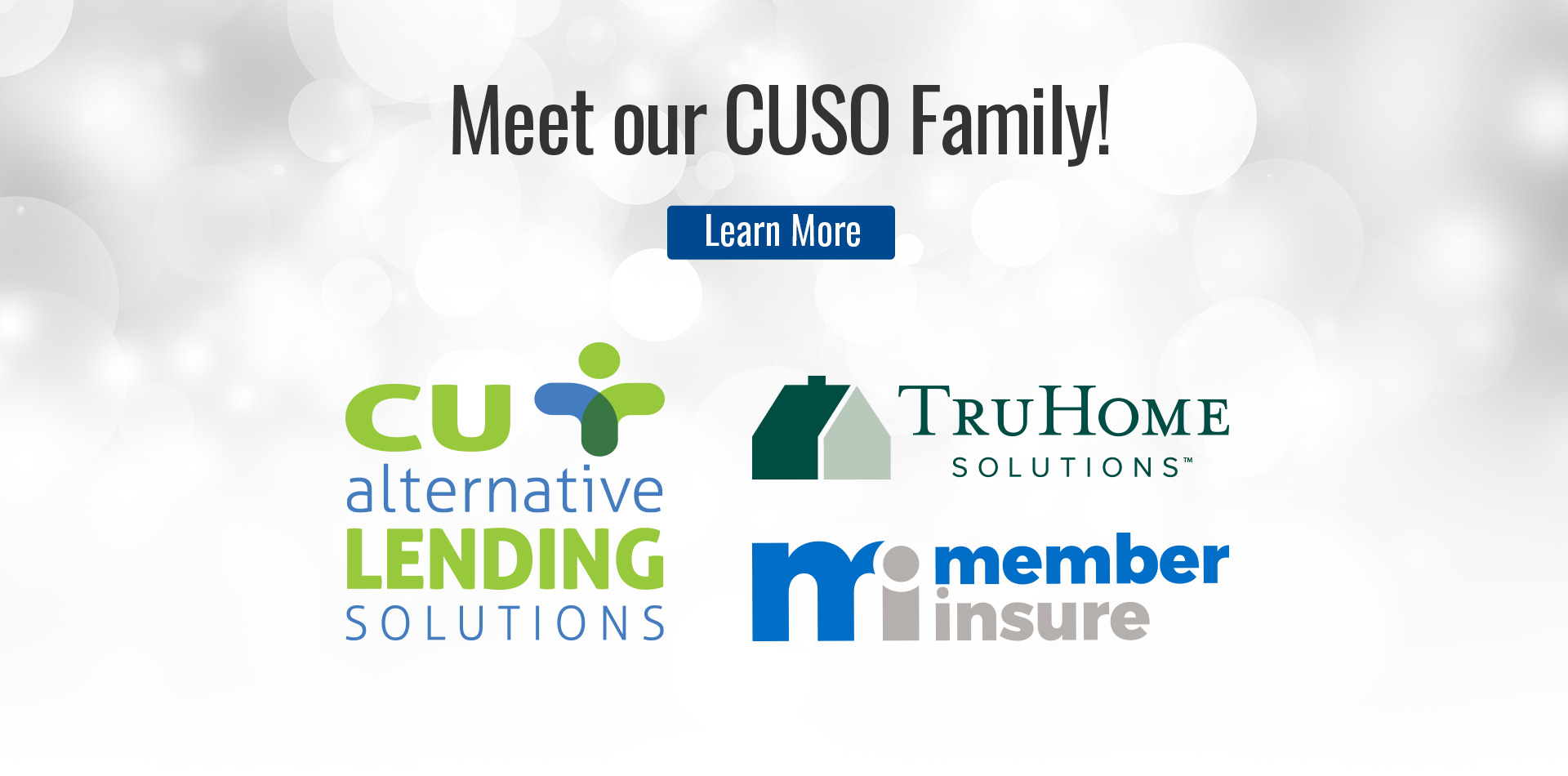 Meet Our CUSO Family!